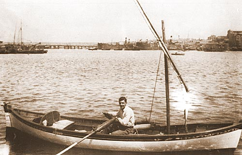 Tacar Boat - Fikret Tacar