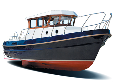 8,40 Mini Trawler