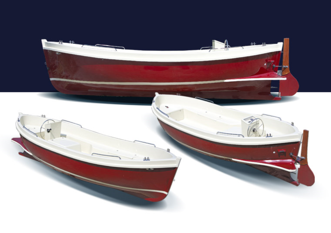 6,00 Life Boat