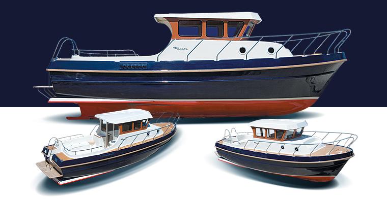 Tacar Mini Trawler views